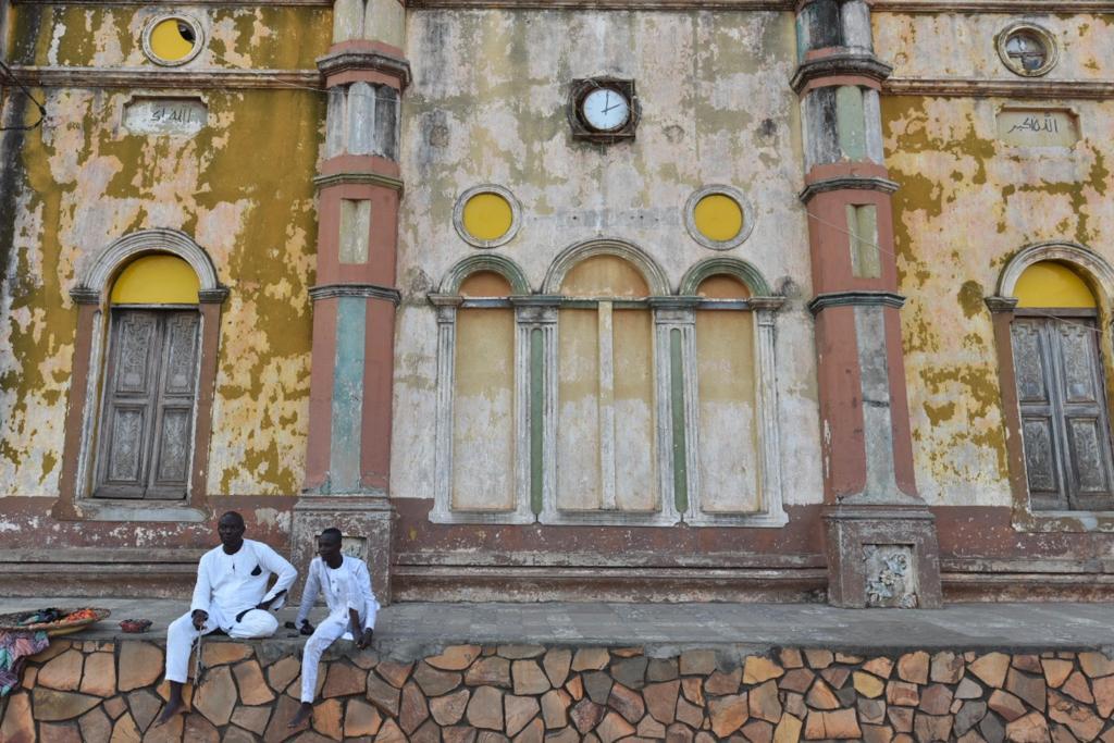 Porto Novo Benin
