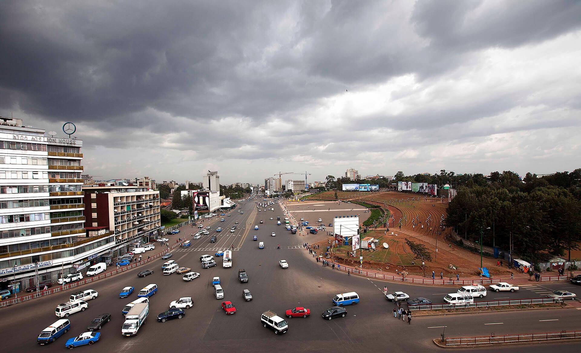 Addis Abeba Etiopía