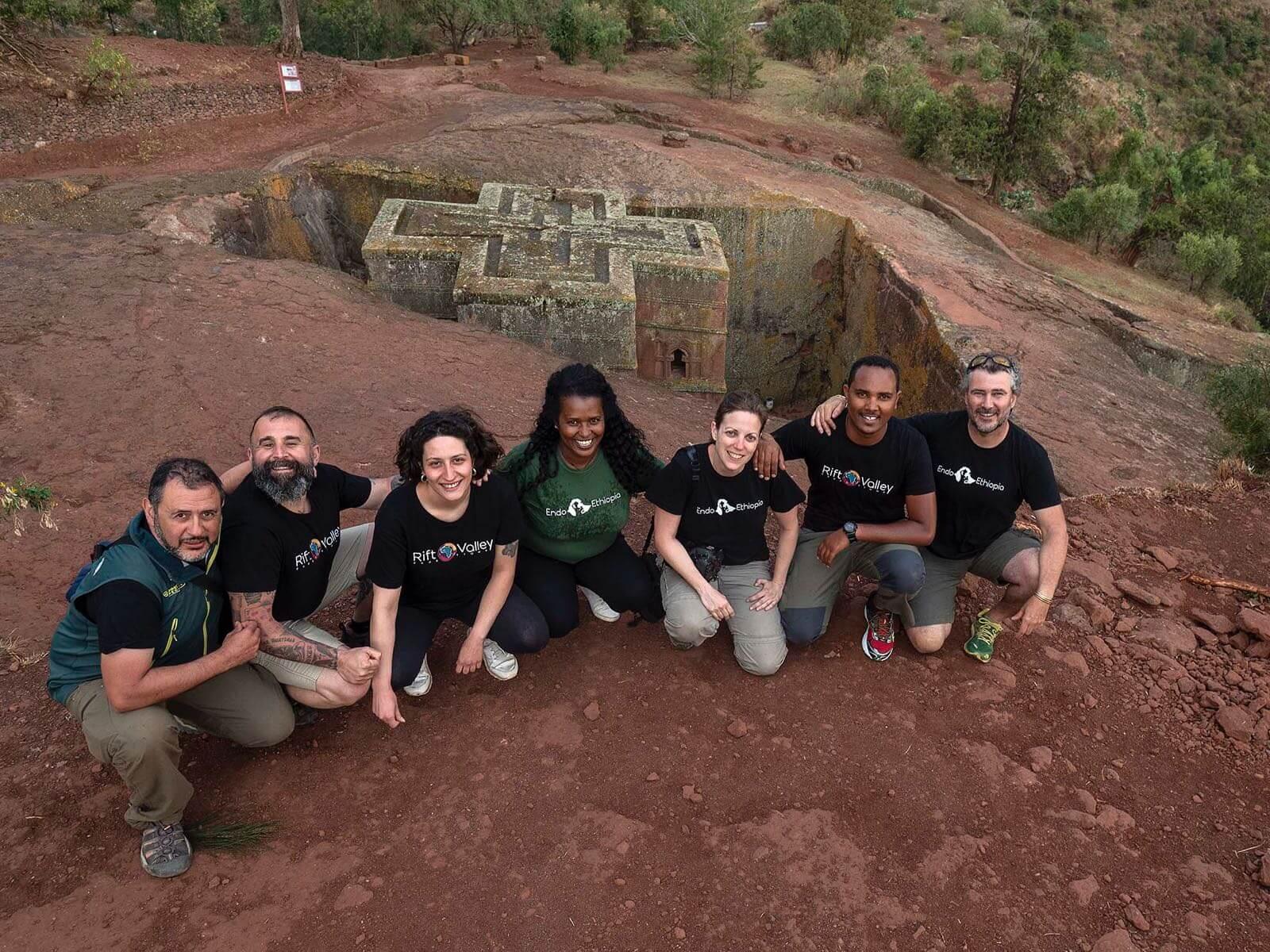 agencia de viajes en Etiopía