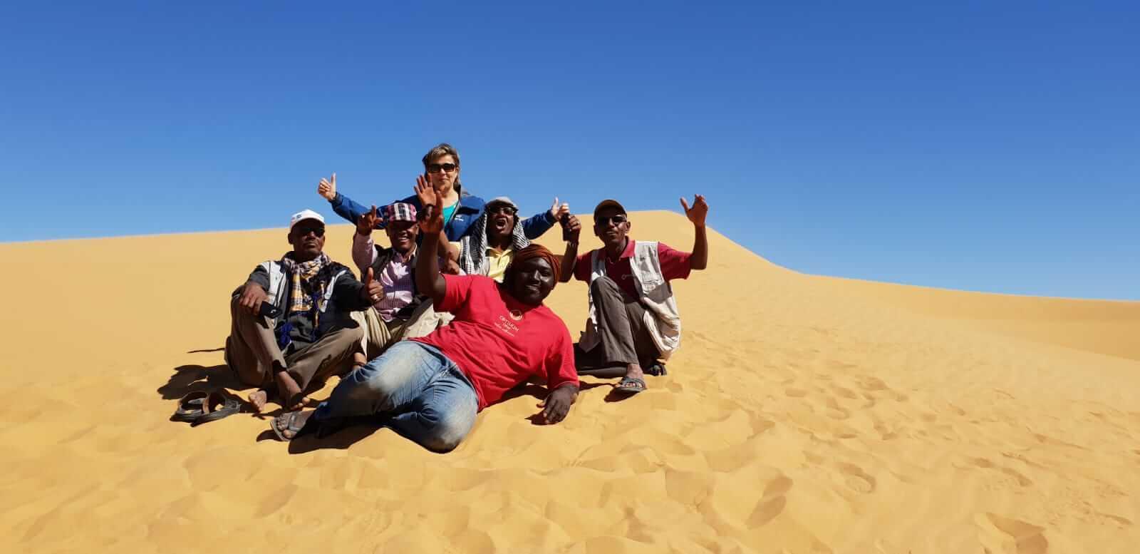 agencia viajes Sudán