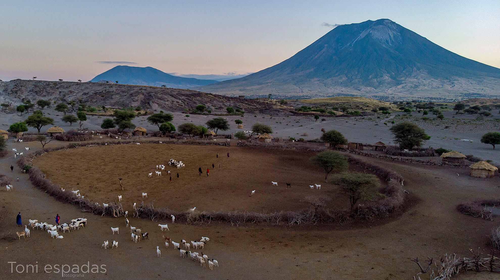 aldea masai oldonyo Tanzania