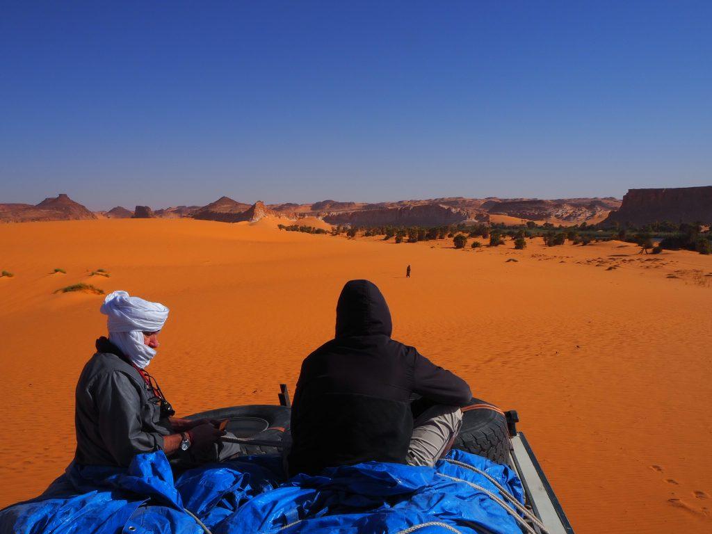 Aventura desierto del Chad