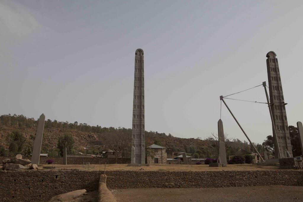 Axum norte de Etiopia