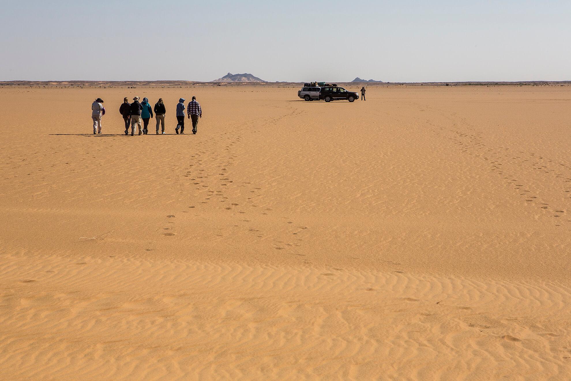 bayuda desert Sudán
