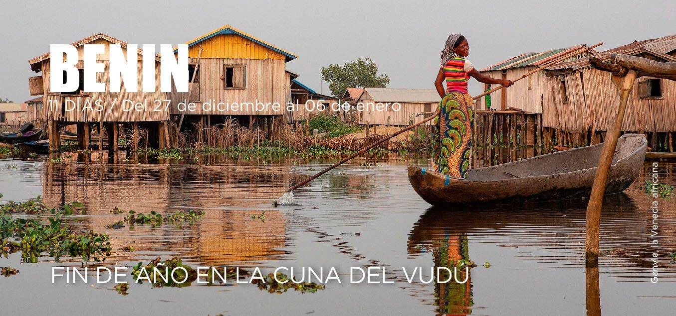 Benin en navidad