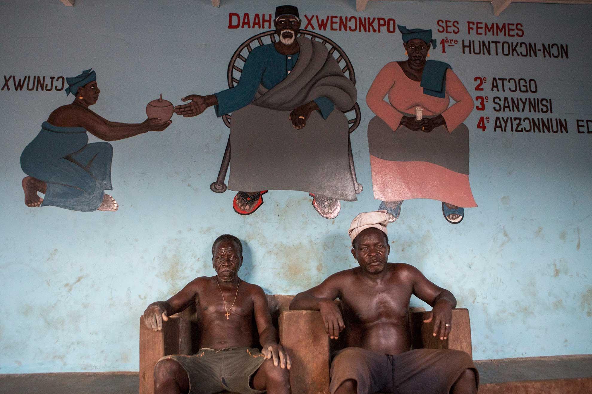 Benin vudu Cove