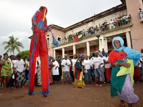 Carnaval de Guinea Bissau