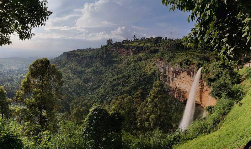 cascadas sipi falls Uganda