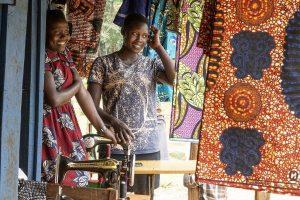 costureras sabiny Uganda