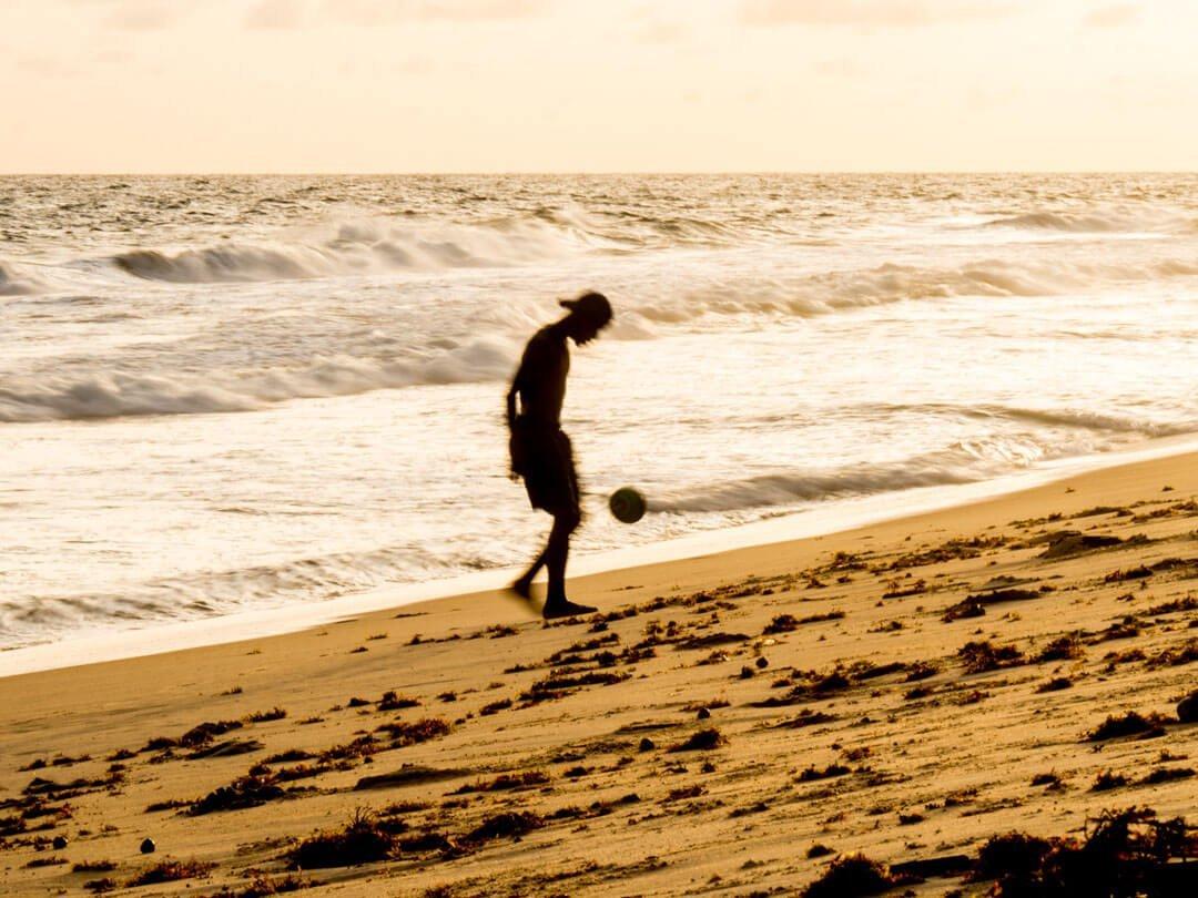 playa angola