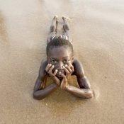 cotonou beach ghanese people benín