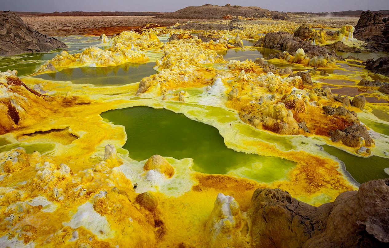danakil dallol Etiopia