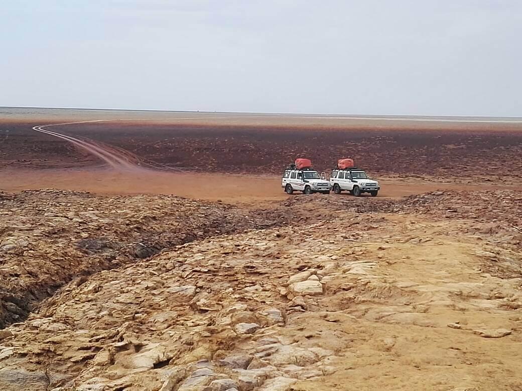 danakil Etiopia