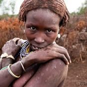 dassanetch Etiopía