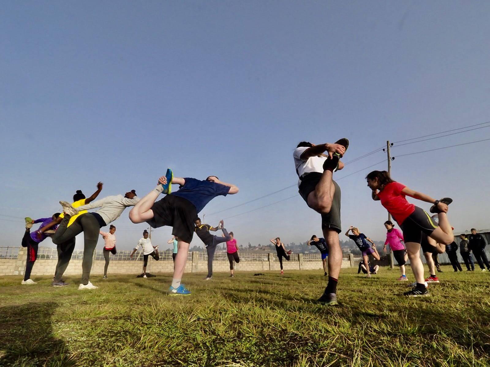 debrebirhan corredoras running