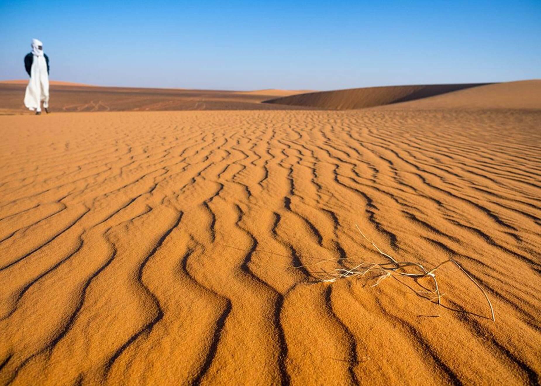 desierto chad