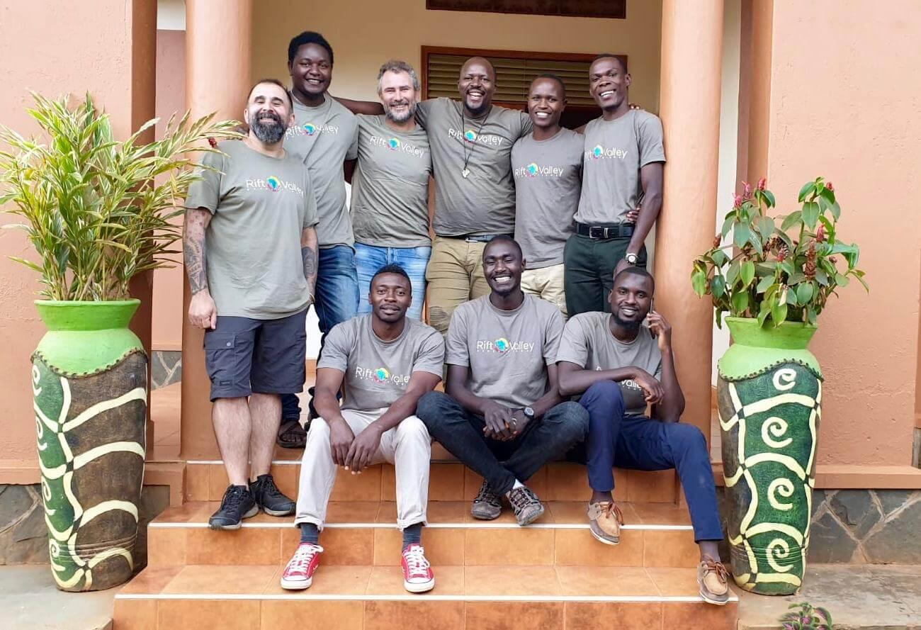 guias de Uganda