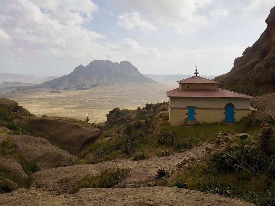 Eritrea montañas