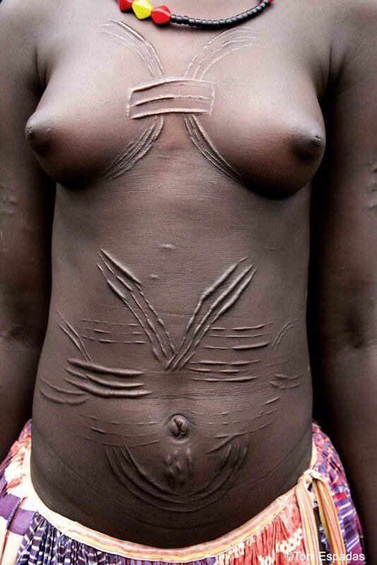 escaricaciones africanas sudan