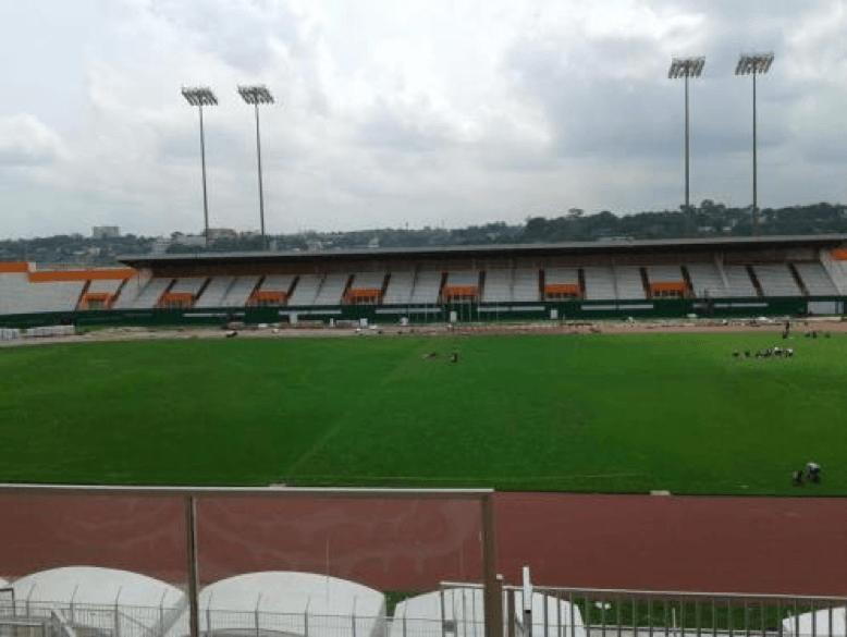 estadio costa de Marfil
