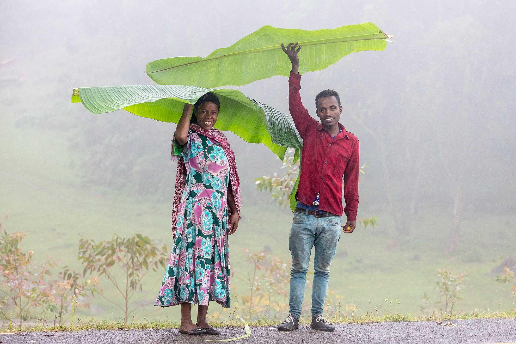 Etiopía en agosto