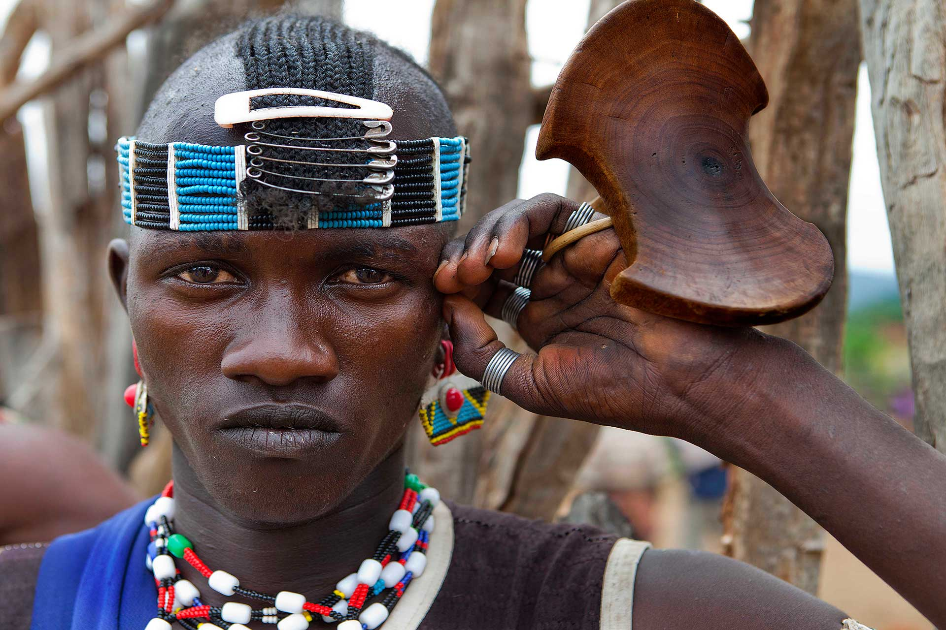 etnia banna Etiopía