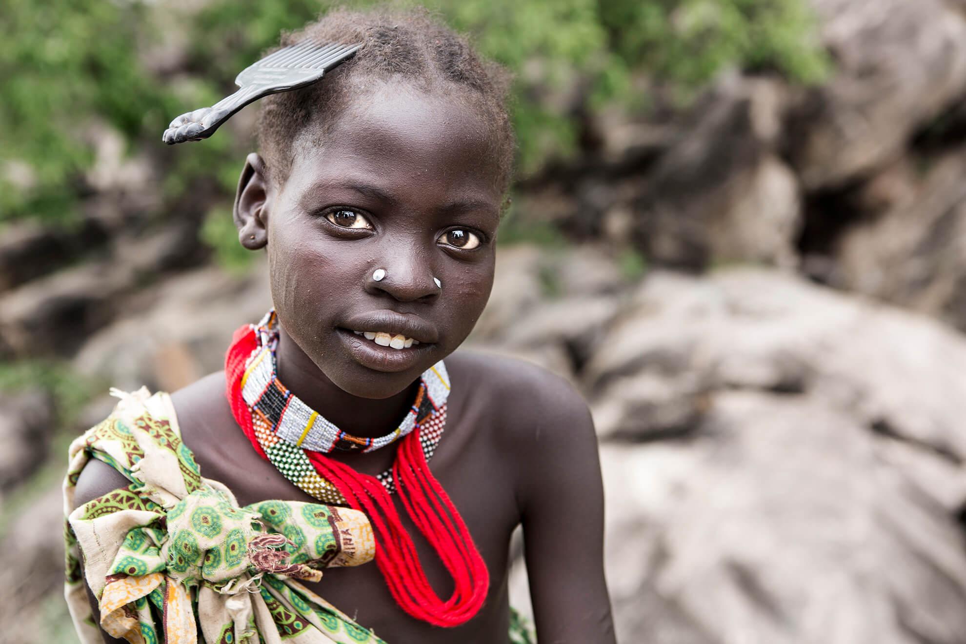 etnia boya Sudán del Sur