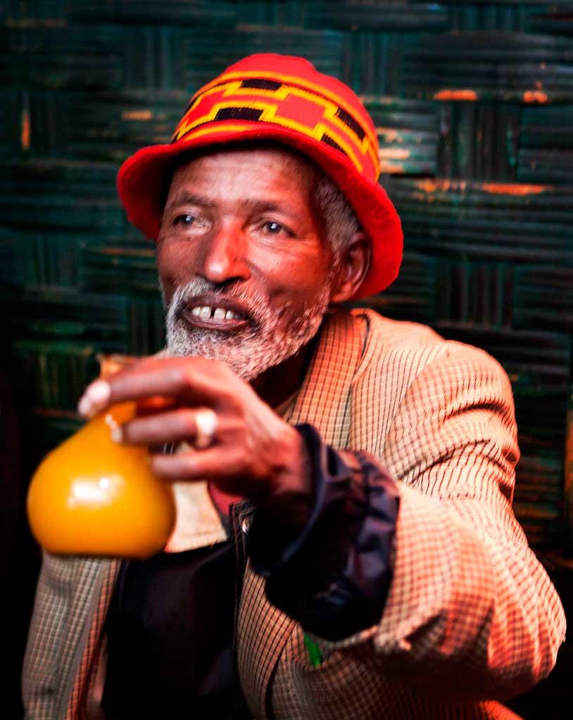 etnia dorze Etiopía