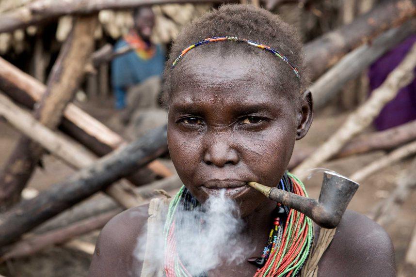 etnia ik Uganda