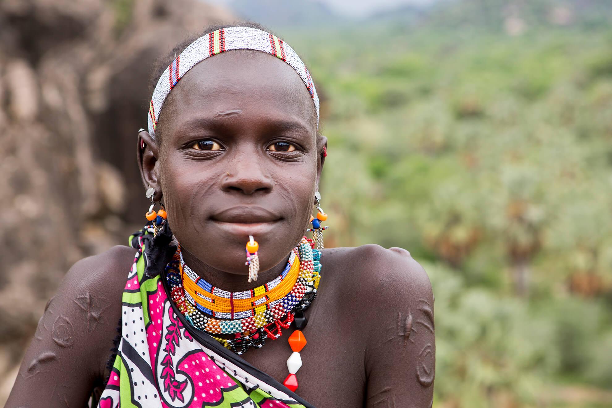 etnia longarim Sudán del Sur