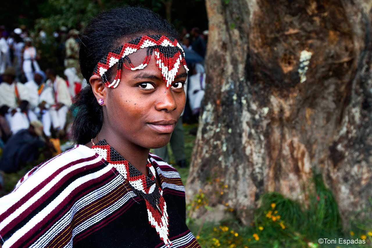 etnia oromo Etiopía