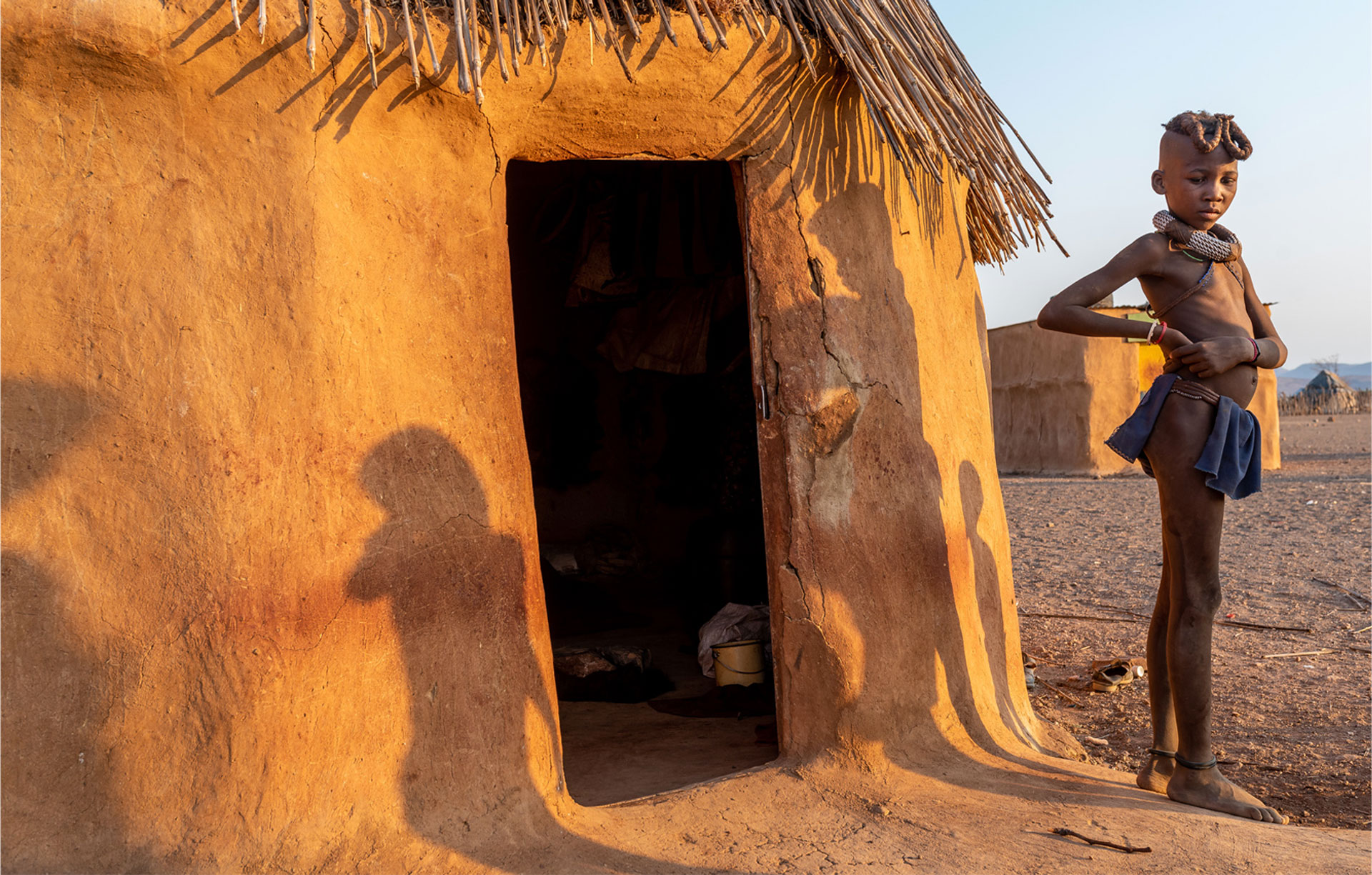 etnias Namibia