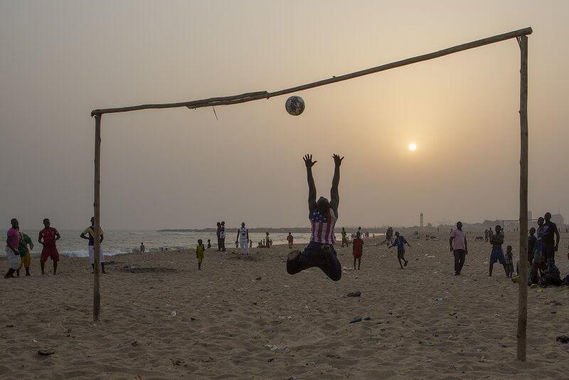 football enagnon cotonou Benin