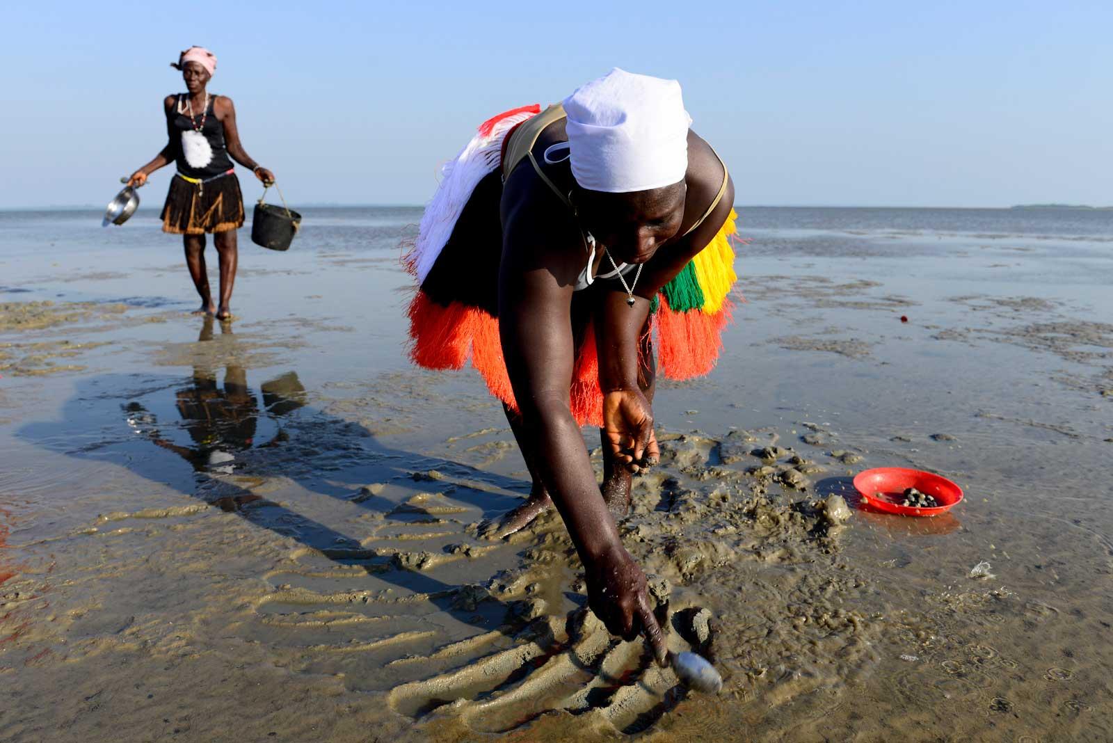 gentes Guinea Bissau