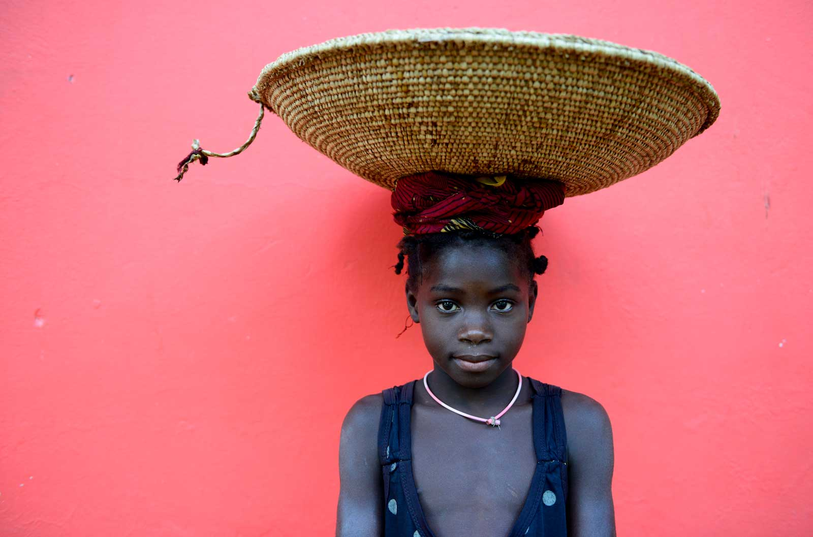 girl Guinea Bissau