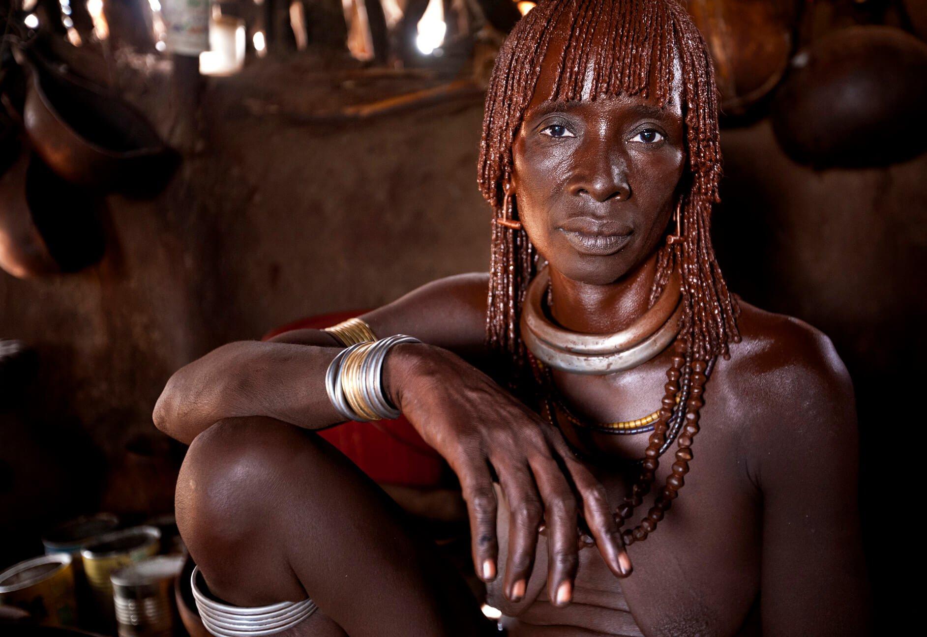 hamer turmi Etiopia