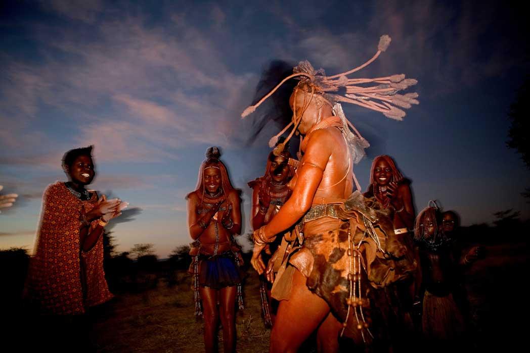 himbas Namibia