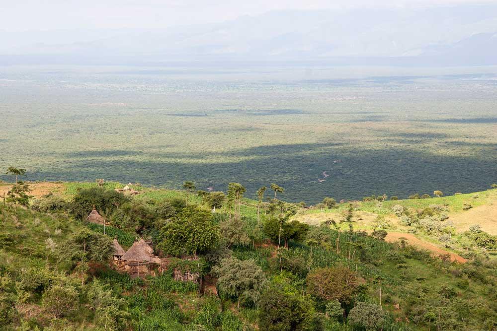 Konso Etiopía