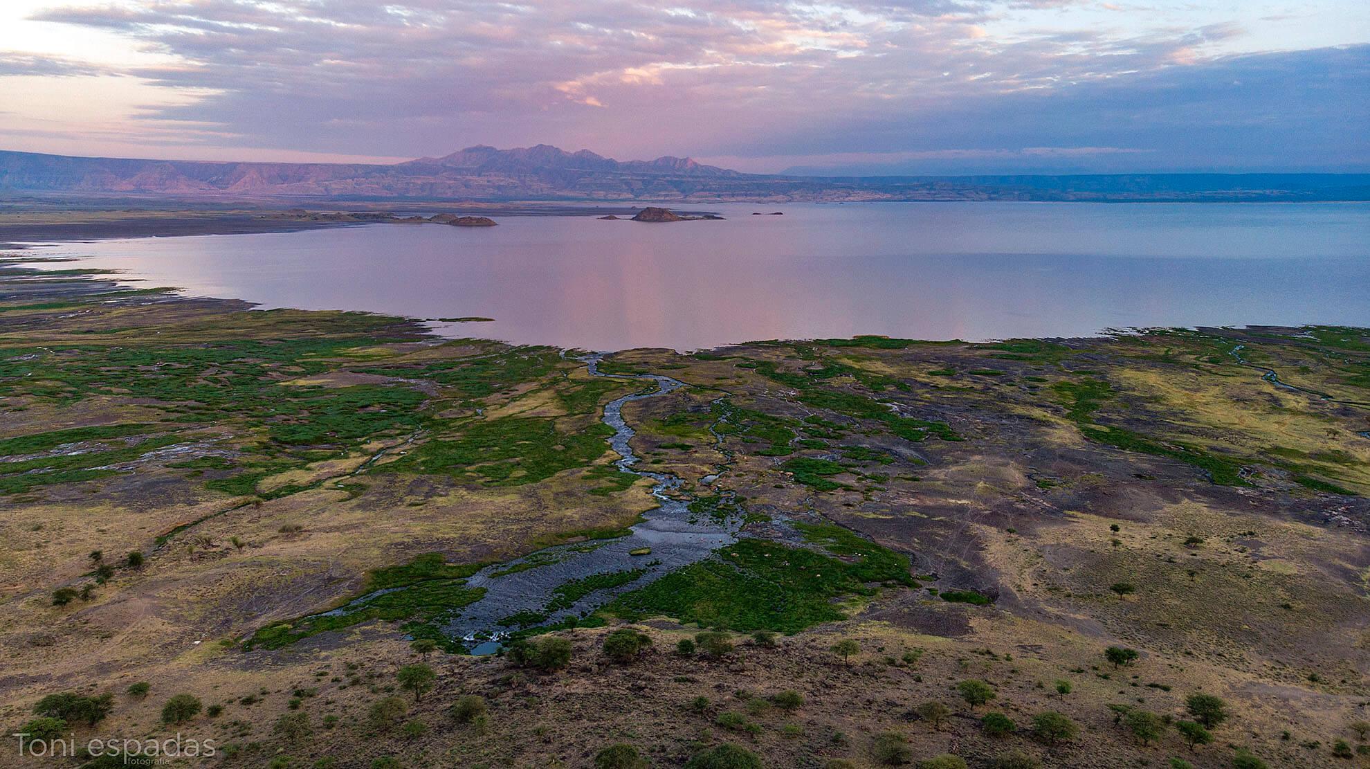 lago natron tanzania