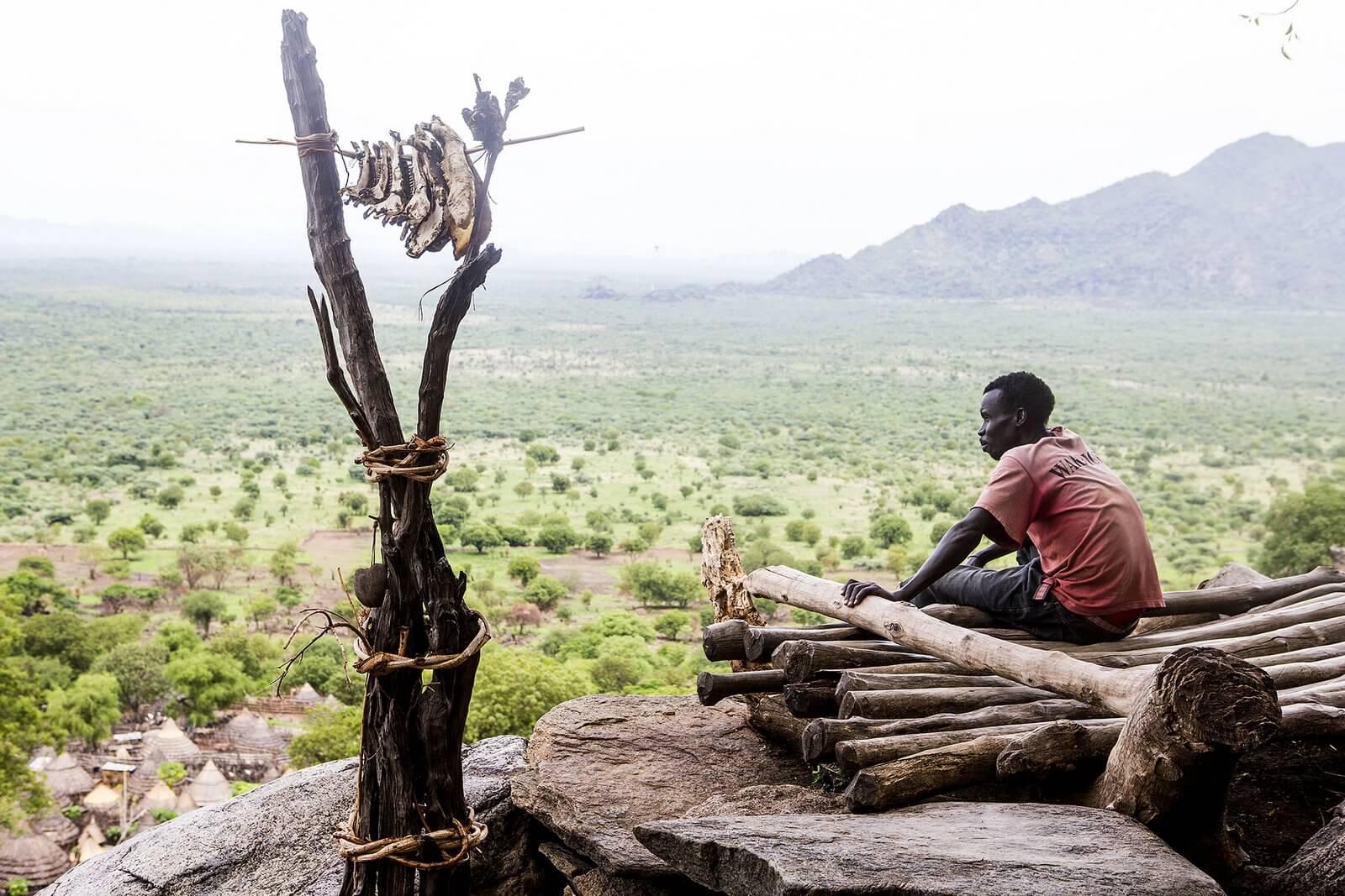 Lotuko Ilieu Sudán del Sur