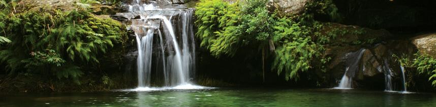Madagascar piscina natural
