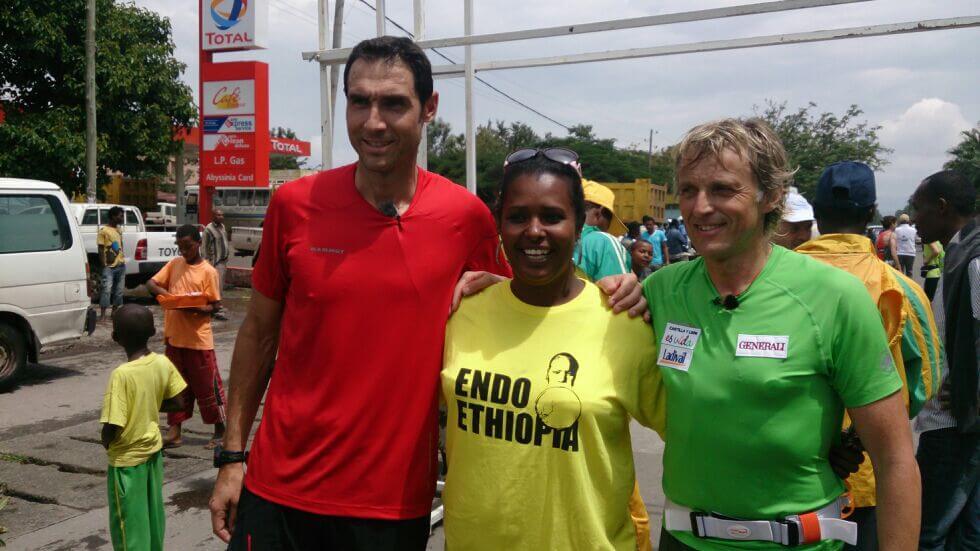 maraton de Etiopia