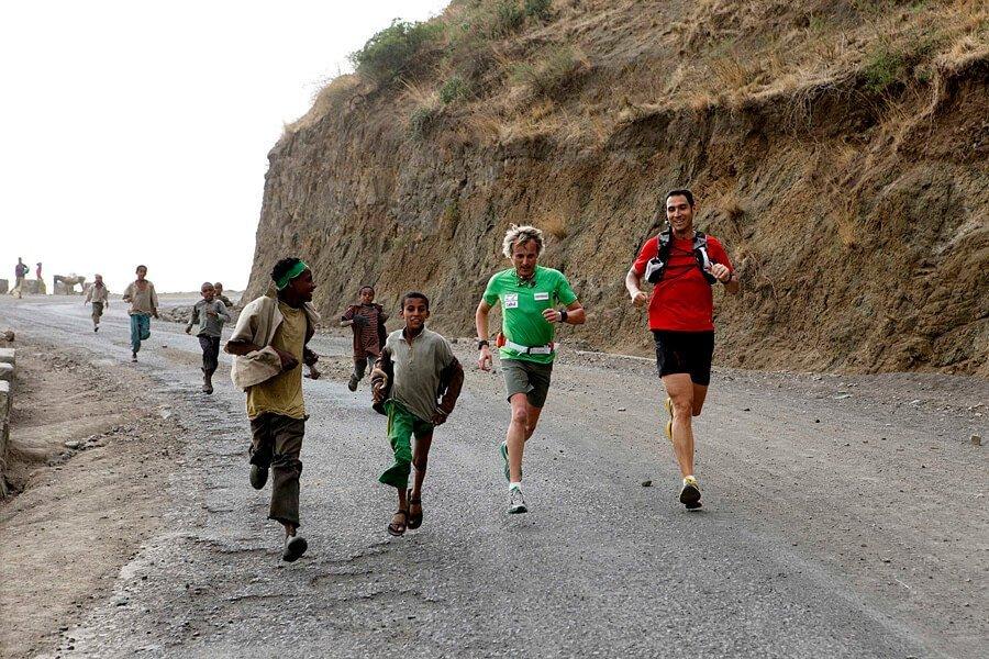 maratón Etiopia Jesus Calleja