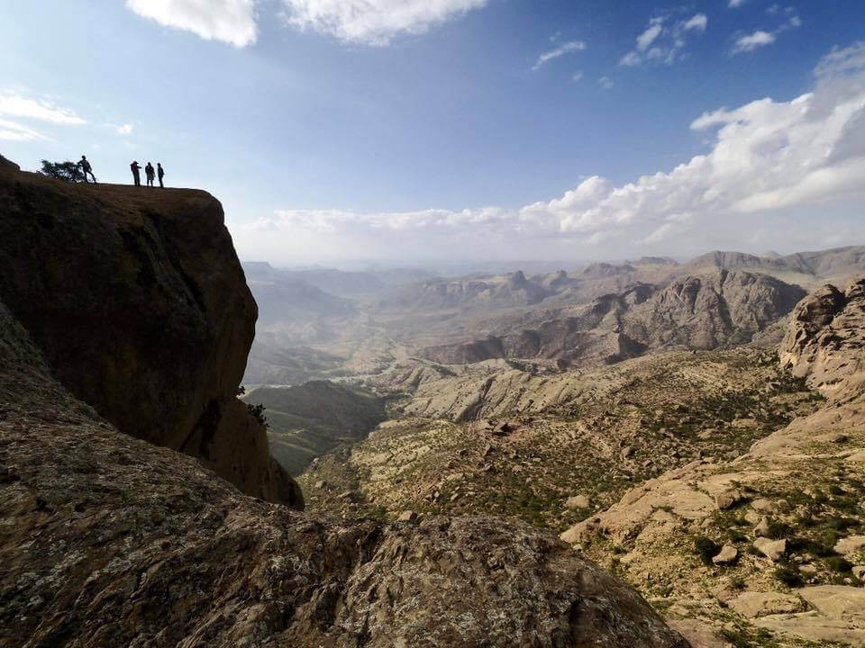 montanas Eritrea