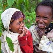 niños dorze Etiopía