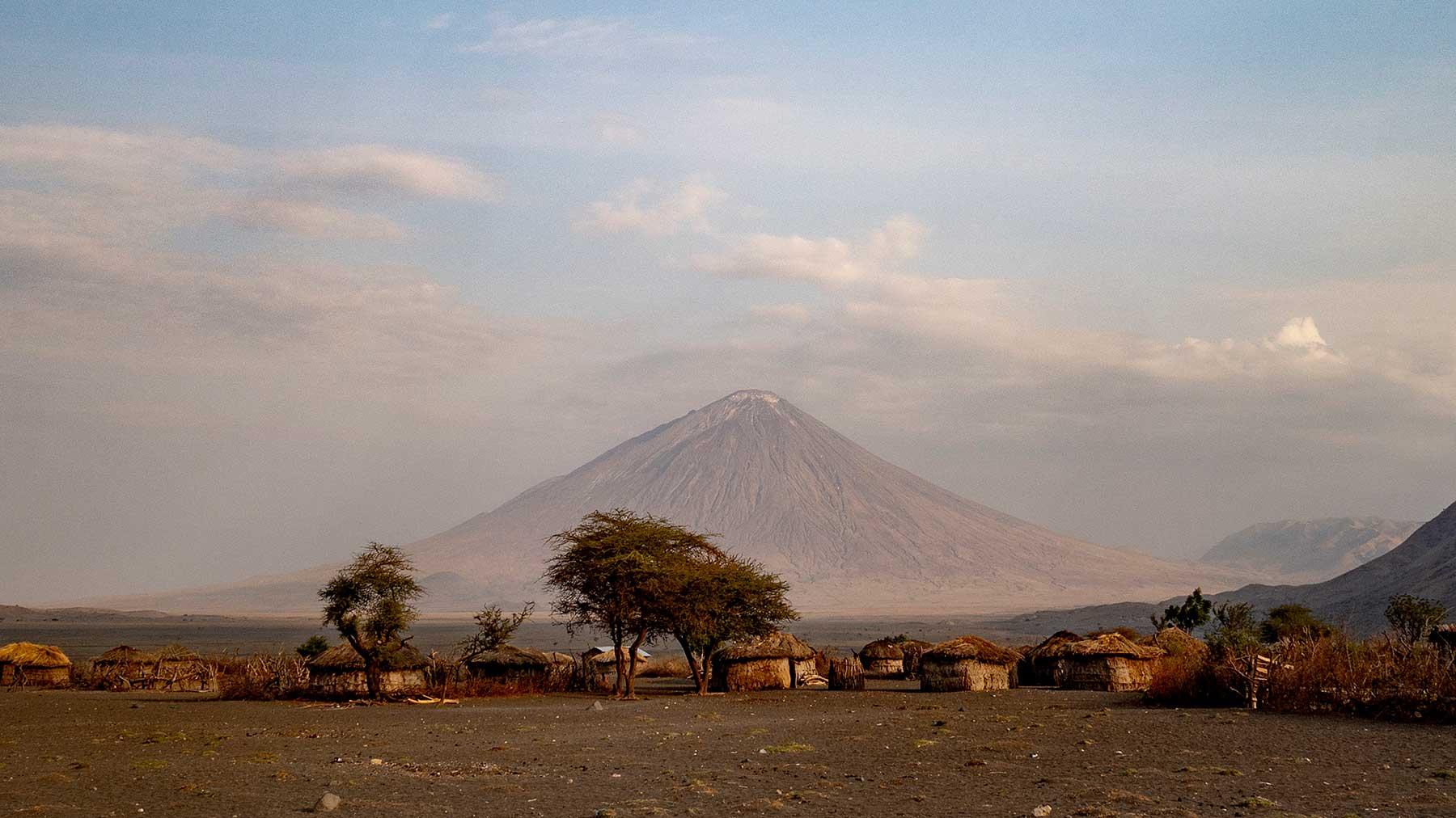 oldonyio lengai natron Tanzania