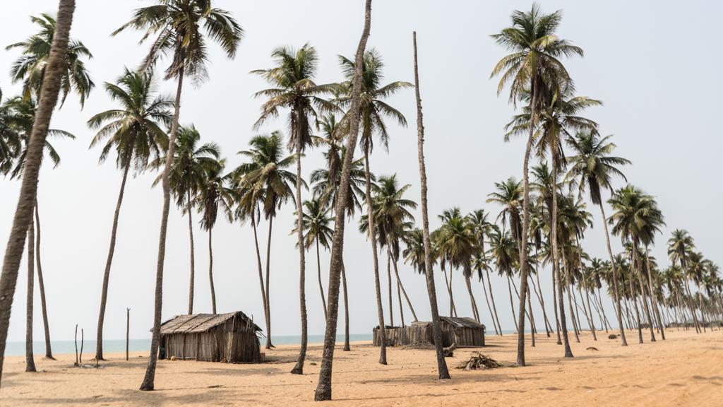 ouidah playa Benín