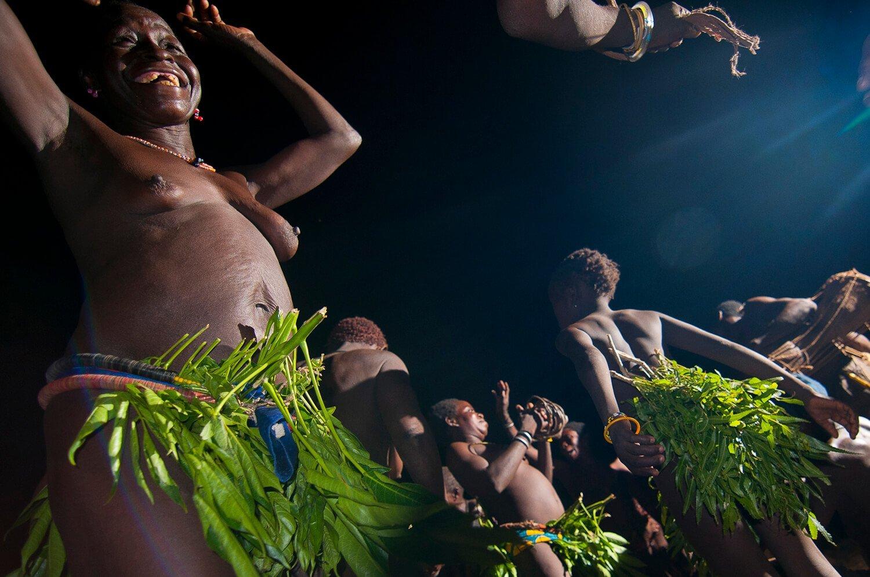 pigmeos africanos