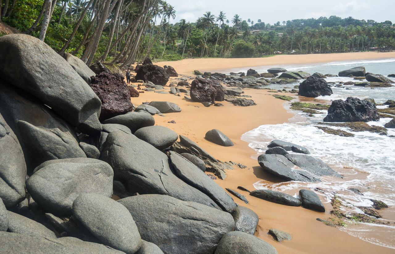 playa costa de marfil