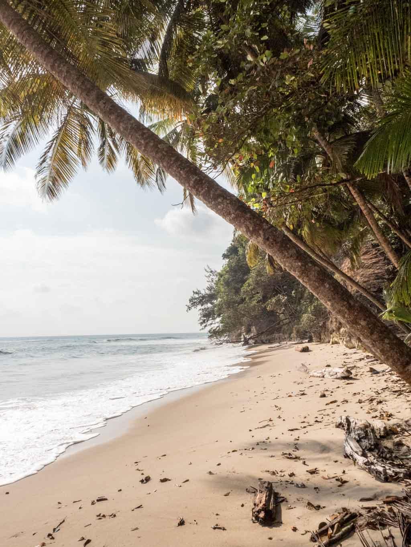 playa de Gabón